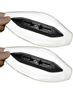 Air7 Click Fins Box Fin System for inflatable SUP and surfboards 2pack